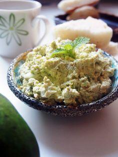 Wegańska pasta z tofu i awokado #vegan #recipes #pasta #tofu #avocado