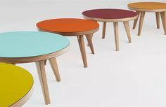 Jura | Contemporary Tables | James Burleigh
