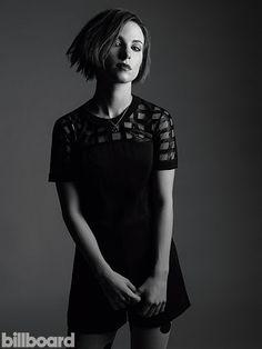 Hayley Williams: The Billboard Photo Shoot