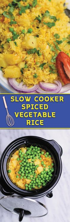 slow cooker spiced v