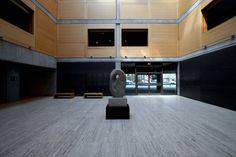 Yale Center for British Art by Louis Kahn (1974)