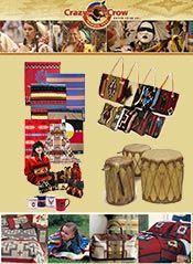 Native American crafts supplies