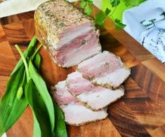 Boczek z szynkowara Kielbasa, Smoking Meat, Tuna, Sausage, Sandwiches, Pork, Dairy, Cheese, Fish