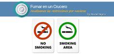 """¿ Se puede fumar en un Crucero ? Analizamos las restricciones naviera a naviera   Fumar en un Crucero: Poder, se puede, pero con muchas restricciones (cada vez más) ya que las navieras consultadas nos recuerdan, con insistencia, que """"no se debe fumar"""". Algo que ya viene incluso bien ..."""