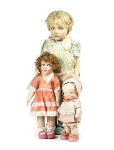 Lenci felt doll 3