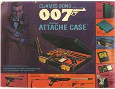 License Expired: an unauthorized James Bond anthology - Boing Boing