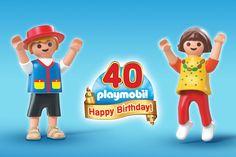 40 χρόνια PLAYMOBIL!