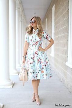 Лето, июль, платья – наслаждаемся