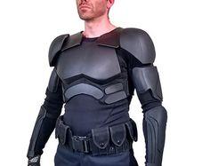 DIY Batman Arkham Knight Foam Armor Tutorial by AresArmoryStudios