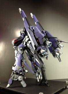 メッサーラ カスタム - 詳細表示 - 機動戦士フリーダムガンボーイ - Yahoo!ブログ