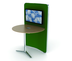 Gateway by Nienkamper www.maddenbusinessinteriors.com @maddenbusiness #furniture #modern #office
