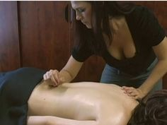 Full Body Massage Therapy Techniques, How To Give Back Massage