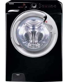 Hoover VTC814D22B 8KG 1400 Spin Washing Machine - Black.