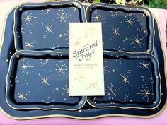 my dream tv trays <3