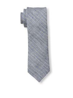Gitman Blue Men's Striped Tie, Light Blue