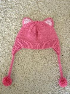 Official Kittyville Hat by Kitty Schmidt Free Pattern