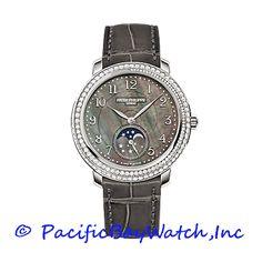 300 diamonds on it (2ct) lol I can dream right?  Patek Philippe 4968G