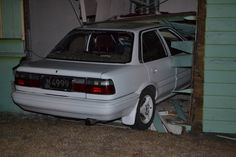 Two car smash-up - http://www.barbadostoday.bb/2015/06/03/two-car-smash-up/