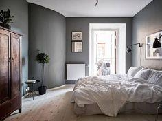 15 anledningar till att måla väggarna grå istället för vita - Metro Mode