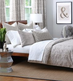 Niche Luxury Bedding by Eastern Accents - Amara Collection