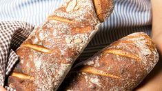 Maalaisleipä | Leivonnaiset | Yhteishyvä Bread, Baking, Koti, Recipes, Drinks, Drinking, Beverages, Brot, Bakken