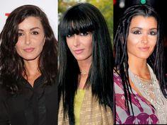Les coiffures de la semaine : spécial Jenifer Vanessa Paradis, Jennifer Love Hewitt, Idol, Actresses, Celebrities, People, Inspiration, Images, Camping