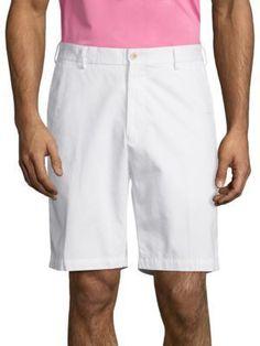 Peter Millar Crown Winston Pima Cotton Shorts