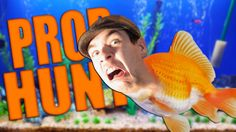 FISH OUT OF WATER   Gmod: Prop Hunt (Funny Moments)