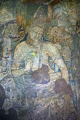 Le Bodhisattava Padmapani (Ajanta, Inde) Caves, Photo And Video, Painting, Art, India, Craft Art, Paintings, Cave, Kunst