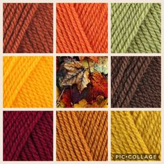 Stylecraft Special DK - Autumn Pack – The Wool Loft