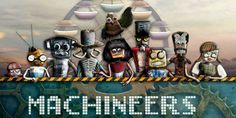 Machineers - Episode Tivoli Town on Steam Android Mobile Games, Wonderful Machine, Without You, Educational Games, Free Games, Investigations, Cheating, Programming, Workplace