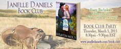 An online (Facebook) Book Party Event. Janelle Daniels's book club for sweet romance. This month's read, THE BRIDE LOTTERY, with book club event to follow on March 5, 2015.
