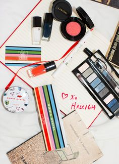 Sonia Rykiel X Lancôme: See How Haleigh Wears the New Collection