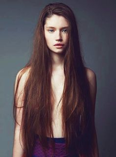Hair can be a real statement; some girls and guys are known for their long hair and will be specifically employed because of it.
