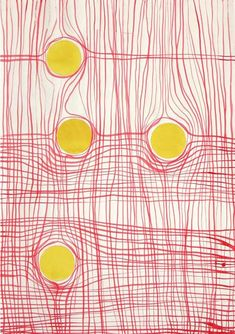 Paul Cox, 2003 Gouache on paper tred på perler eller noe i veven Illustrations, Illustration Art, Art Projects, Projects To Try, Plastic Art, Pattern Drawing, Mark Making, Art Plastique, Textile Art