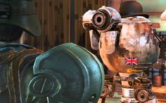 Fallout 4 Good Neighbor and MacCready