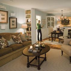Style Guide: 90 Inviting Living Room Ideas | Hold onto Inspiring Samples | SouthernLiving.com