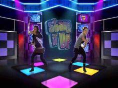 Just Dance Disney - Twist My Hips (Wii Rip) - YouTube