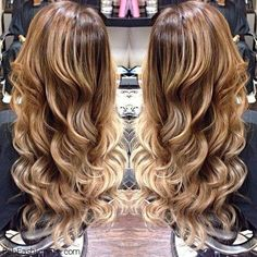 Gorgeous ombre hair inspiration