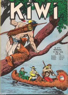 Kiwi mensuel N°277 - Edition Lug 1978