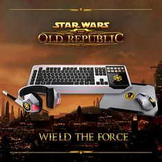 Razer gaming devices for Star Wars - The Old Republic @ my husband
