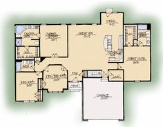 Two owners suites - Schumacher/Oakley