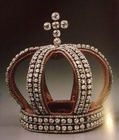 Königliche Juwelen:  Die Hochzeitstiara royaler russischer Bräute. Die...