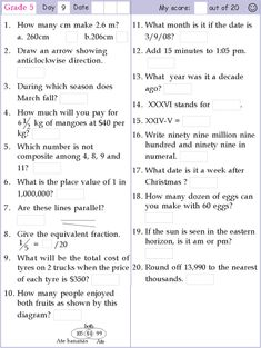 Search Results for grade 5 Mental Maths Worksheets, First Grade Math Worksheets, Math Riddles With Answers, Math Olympiad, Math Pages, Math Poster, Math Intervention, Math Word Problems, Math Help