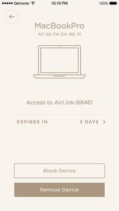 Device profile full
