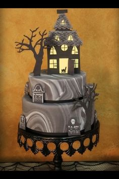 AMAZING HALLOWEEN CAKES | Awesome Halloween cake