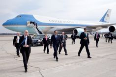 O jato particular de Trump é melhor do que o Air Force One? · AERO Magazine