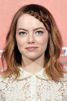 How to get this look like Emma Stone