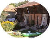 Ferme du Mont Morêt Outdoor Furniture, Outdoor Decor, Home Decor, Farm Gate, Decoration Home, Room Decor, Interior Design, Home Interiors, Backyard Furniture