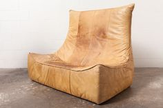 """The Rock"" Two Seater Sofa by Gerard van den Berg for Montis"